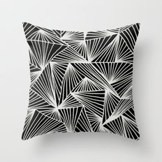 Inverted TriangleAngle Throw Pillow