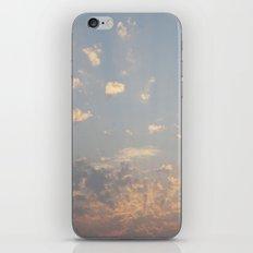 Sunset, July 22nd. iPhone & iPod Skin
