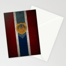 The Banner of Caprica Stationery Cards