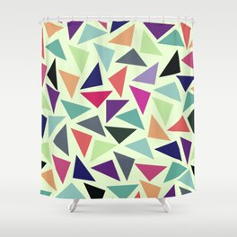Shower Curtain - Geometric Pattern - KAPS Studio