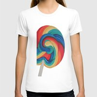 candy T-shirts featuring Candy  by ArtSchool