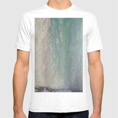 CopperFeel Mens Fitted Tee White SMALL