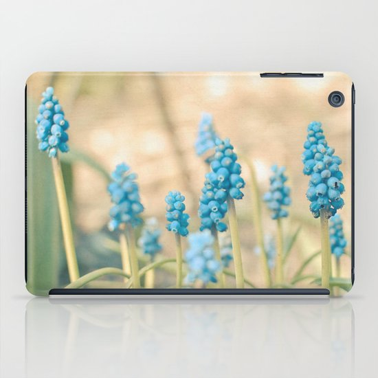 Forest of Blue iPad Case