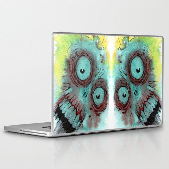 Frenzied Zombie Laptop & iPad Skin
