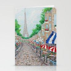 Paris On My Mind Stationery Cards