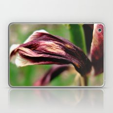 'PETAL FALLING' Laptop & iPad Skin