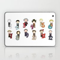 Count With the Doctors Laptop & iPad Skin