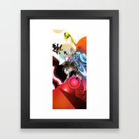 The Price Of Ambition Framed Art Print