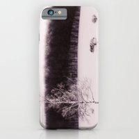 The forest behind the tree iPhone 6 Slim Case