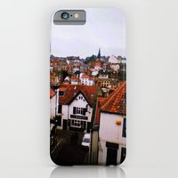 iPhone & iPod Case featuring British Houses by Braven