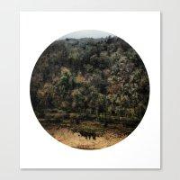 Telescope 11 Gorge Canvas Print