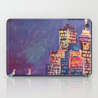 From Vancouver Harbour iPad Case