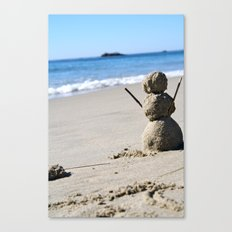 Holiday in the Sun Canvas Print