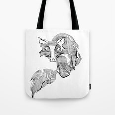 Reynard Fox Tote Bag