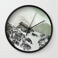 Là-haut Wall Clock