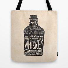Whiskey Tote Bag