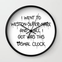All I Got Was This Disma… Wall Clock