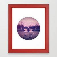 Sanditon Framed Art Print