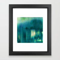 Deluge Framed Art Print