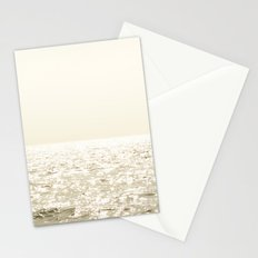 Sea and Sky Ombre Stationery Cards