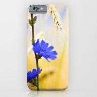 iPhone & iPod Case featuring Periwinkle by Jenn DiGuglielmo