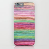 """iPhone & iPod Case featuring """"Hand Laser"""" Print by Livi Po"""