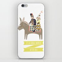 Its A Small World iPhone & iPod Skin