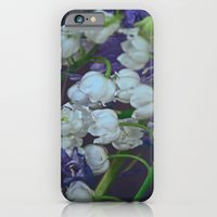 lily bells iPhone 6 Slim Case