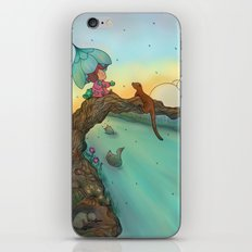 Under cover iPhone & iPod Skin