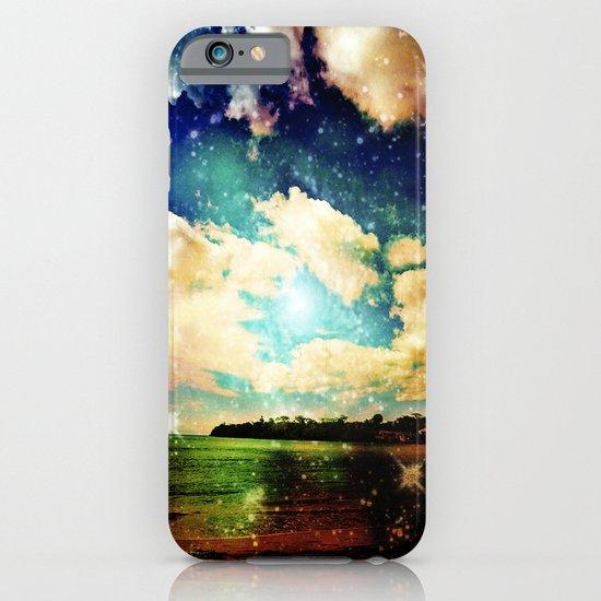 Far Out Beach iPhone & iPod Case