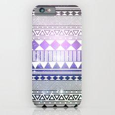 galaxy navajo tribal pattern iPhone 6 Slim Case