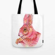 The squirrel magic  Tote Bag