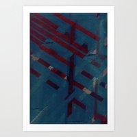 Against The Grain, I Sha… Art Print