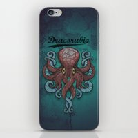 Dracorubio Dectapuss Case iPhone & iPod Skin