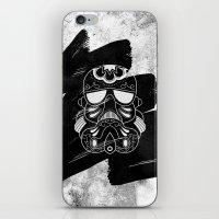 Storm Trooper #2 iPhone & iPod Skin
