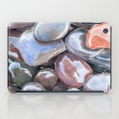 Lake Superior Rocks iPad Case