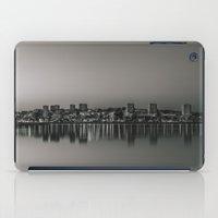 Porto in Black and White iPad Case