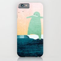 Monster Wave iPhone 6 Slim Case