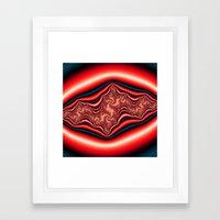 Psychedelic Framed Art Print