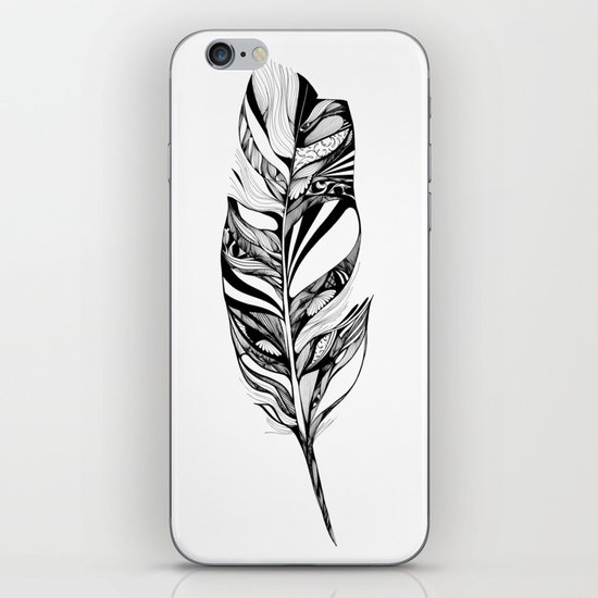 Feather - Lucidity iPhone & iPod Skin