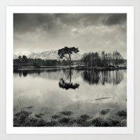 Lochan Art Print