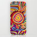 The Dancing Colors iPhone & iPod Case