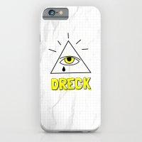 Dreck Illuminati iPhone 6 Slim Case