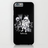 iPhone & iPod Case featuring The Force Side by Mike Handy Art