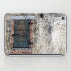 Dark Window iPad Case