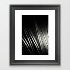 STEEL III. Framed Art Print