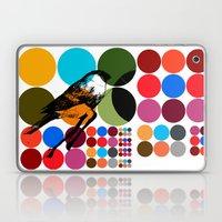 Poster Heroine 3 Laptop & iPad Skin
