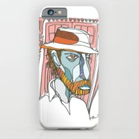 I saw emptiness and found myself there iPhone 6 Slim Case