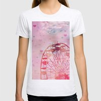 Love Is In The Air Womens Fitted Tee Ash Grey SMALL