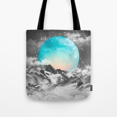 It Seemed To Chase The D… Tote Bag